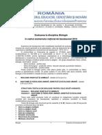 Biologie Bacalaureat 2010 Modele de Subiecte Lm-5197