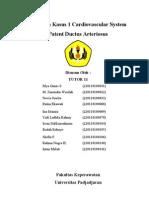 Asuhan Keperawatan Patent Ductus Arteriosus