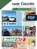 Platinum Gazette 06 May 2011