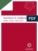 Tourismus in Niedersachsen 2011