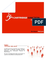 Managed Print Services and Solutions by Cartridge Junction - India