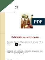 Lipidos Ppt . Michell
