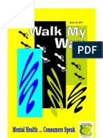 Walk My Way Newsletter April 2011
