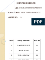 Master guide for general insurance underwriting (ic-45) book in.