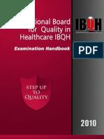 IBQH Handbook