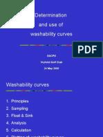 Wash Ability Curves