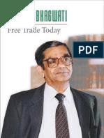 Bhagwati_Free Trade Today