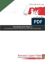 Programa Iu-Verdes Molina 2011 v.01