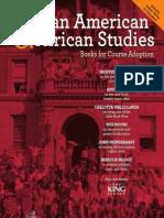 AFRICAN AMERICAN & AFRICAN STUDIES 2011-2012