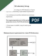 PCR 5 Lab Setup