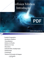 AULA 1 Introdução Biofísica