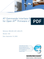 At Command Interface Guide Open at Firmware R7.2