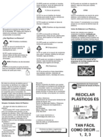 Tipos de Plasticos Reciclables