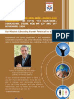 FEIL Daniel Goleman Leaflet 13-9-2010