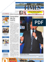 May 6, 2011 Strathmore Times