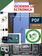 Conociendo la electrónica