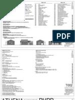 NDSU Design Build - DD Drawing Set