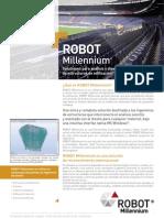 Robot Millenium2008