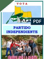 Programa Electoral PILR 2011