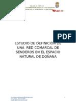 PROYECTO DE RUTAS DE SENDERISMO Y CICLOTURISMO