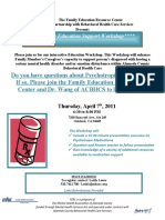 Medication Education Flyer Draft1 12082010