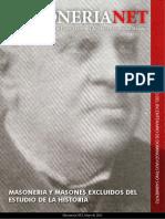 MASONERIA Y MASONES EXCLUIDOS DEL ESTUDIO DE LA HISTORIA