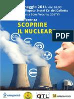 Scoprire Il Nucleare_Treviso18maggio11