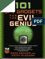 101.Spy.gadgets.for.the.evil.Genius.e Book NOTME