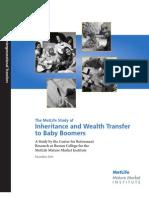 Mmi Inheritance Wealth Transfer Baby Boomers