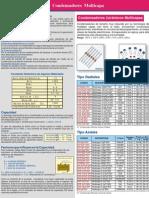 Condensadores Ceramicos Multicapa