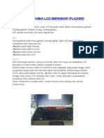 Tips LCD Berkedip