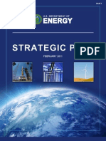 DOE Strategic Plan Draft February 2011
