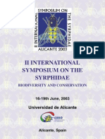 Abstract Volume Symposium