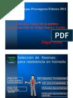 Conceptos Basicos de La Quimica en La Produccion de Pulpa Papel y Carton