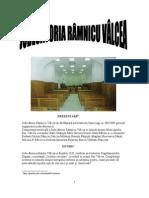 Caiet de Practica- Judecatoria