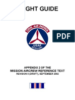 Mission Aircrew Reference Manual