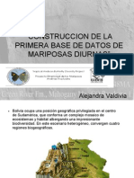 Construccion de La Primera Base de Datos