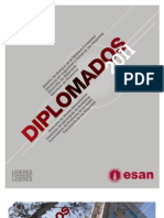 Diplomados 2011 en ESAN Regiones