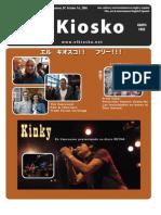 El Kiosko Magazine # 10 Oct. 2006