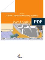CATIA - Advanced Machining 2 (AMG)