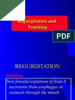 Regurg & Vomiting