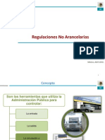 Regulaciones No Arancelaria s