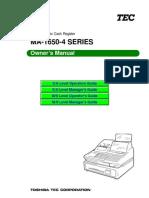 Manual Tec MA-1650