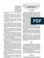 Portaria n.º 183/2011 - Diploma sobre Rede de Cuidados Continuados Integrados de Saúde Mental