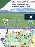Convenio UPAO - Muni. Prov. Virú. Avance.... Plan de Desarrollo Rural Urbano de Virú. Propuestas Desarrollo Urbano