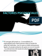 FACTORES PSICOSOCIALES