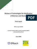Biomass Gasification Tech UK