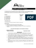 Formula Rio Camara de Comercio