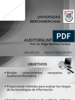 Cap I_Introduccion Auditoria