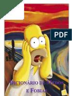 Dicionários de Medos e Fobias